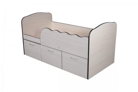Детская кровать Соня с бортиками