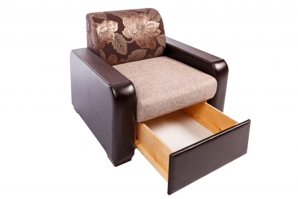 Кресло с ящиком для белья