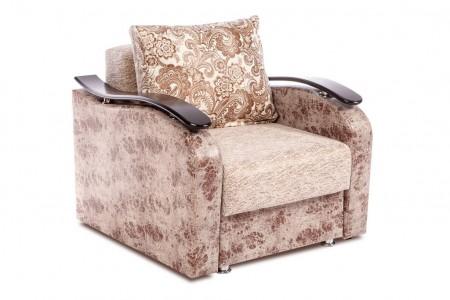 Кресло-кровать Виктория Умная Замша